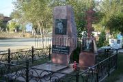 """Оренбургская область, г. Орск кладбище """"Нагорное"""""""