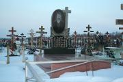 """Оренбургская область, г. Орск кладбище """"Малый Кумак"""""""