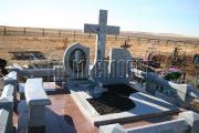 Оренбургская область, Кваркенский район, кладбище с. Киров