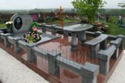 Оренбургская область,Оренбургский район, кладбище с. Соловьёвка